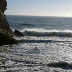 Fletchers - two swells, Fletchers Beach