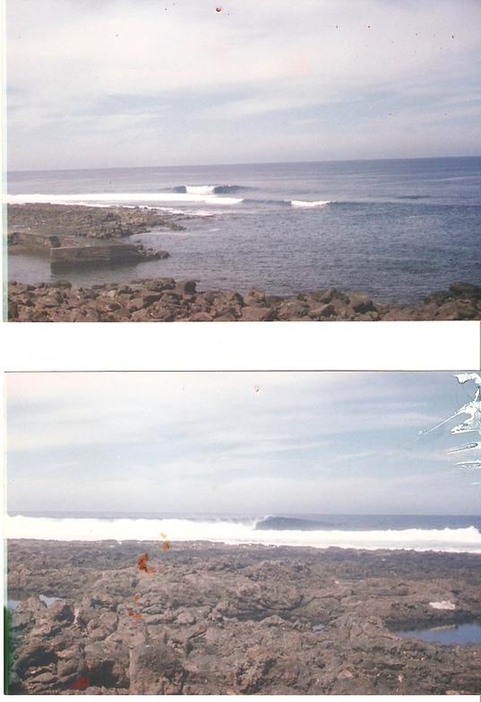 EL QUEMAO OCTOBER 1994, La Santa - El Quemao