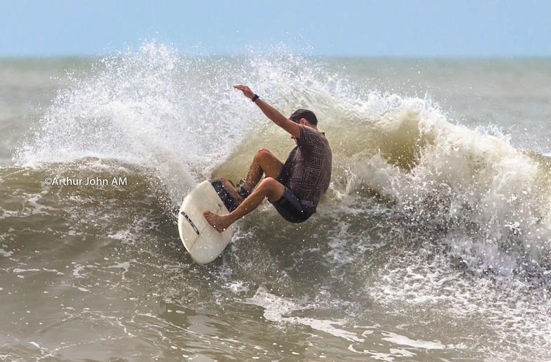 Sean Dillon, Tungku Beach or KM26