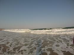 surf meia praia -lagos algarve photo