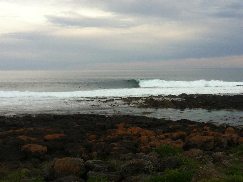 Passage, Port Fairy (East Beach)