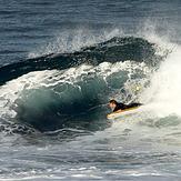 March waves in Almoxarife, Faial - Praia do Almoxarife