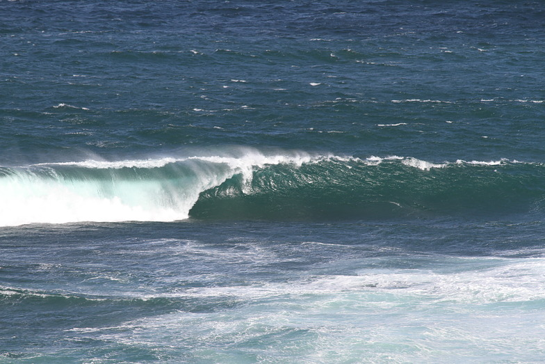 bombie lefts, Clovelly Bombie
