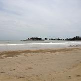 calm but funny, Tungku Beach or KM26