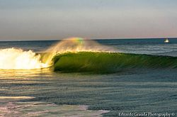surf en peru, Lobitos photo
