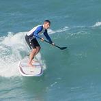 SUP Surfing, Melbourne Beach