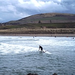Good Surfing Day, Sandend Bay
