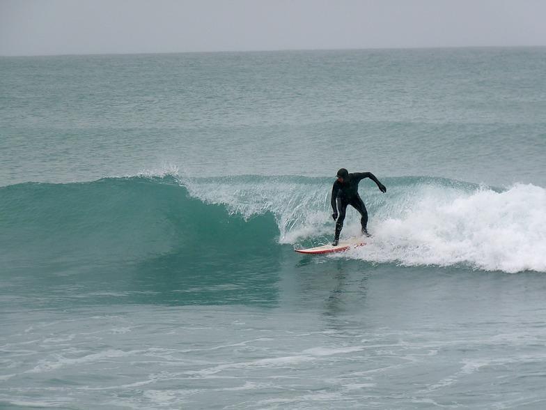 Mangamanu Small swell, Mangamaunu