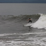 Good waves that day!, Las Islitas (Matanchen Bay)
