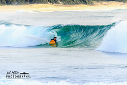 Body Boarding - Sam Lovelock, Short Point photo