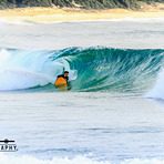 Body Boarding - Sam Lovelock, Short Point