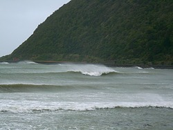 Hongoeka Storm Surf, The Pa Point photo