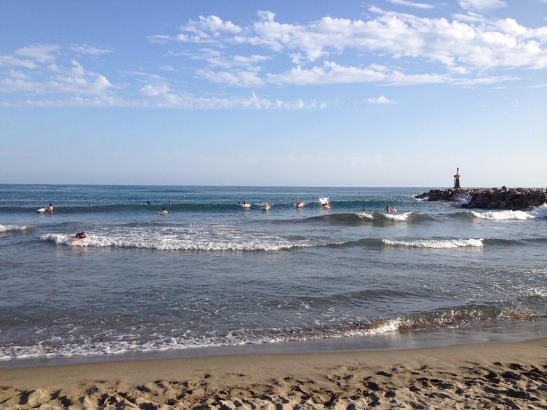 Puerto Cabo Pino, Puerto Cabopino