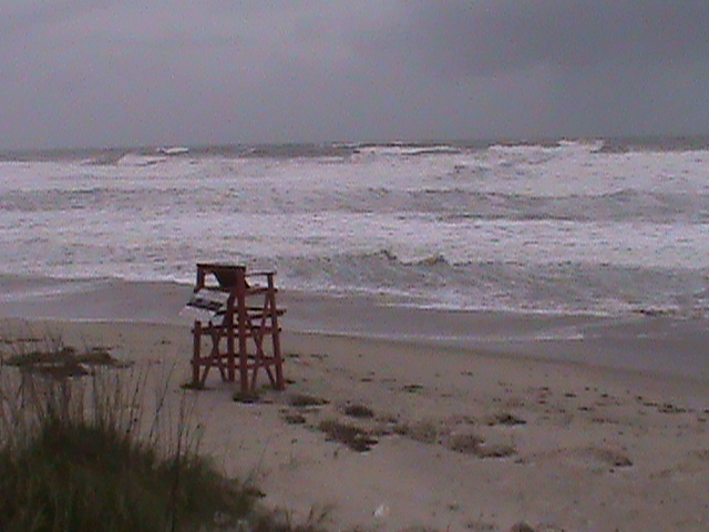 "Hurricane ""Sandy"", Spessard Holland"
