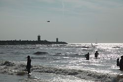 Summer day, Scheveningen Pier photo