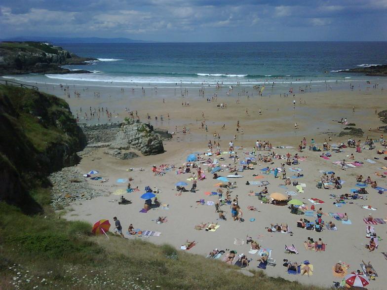 Summer Day in Spain, Playa de Penarronda