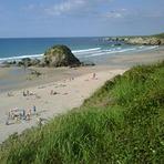 General View, Playa de Penarronda