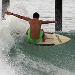 Garrett McCoy, Surf City Pier