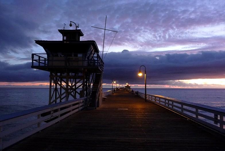 AutumnTwilight, San Clemente Pier
