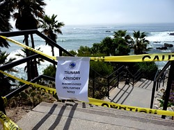 Tsunami Rebels, Laguna Beach - Rockpile photo