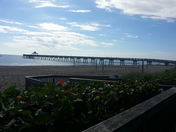 Deerfield Park Pier photo