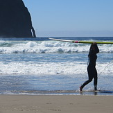 getting ready, Pacific City/Cape Kiwanda