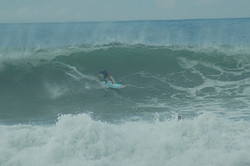 Macumba double overhead, Praia da Macumba photo