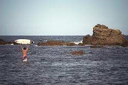 Broken boards, Mallacoota photo