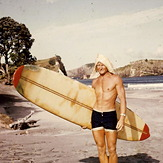 Mike Gardner - Surf Legend from Way back...