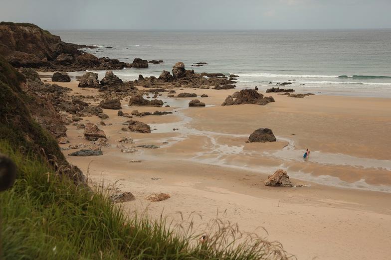 Estern Rocks, Playa de Penarronda