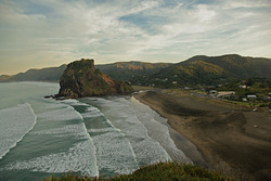 Ready for a new day, Piha-The Bar photo