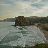 Ready for a new day, Piha-The Bar