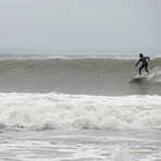 Point summer swell