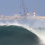 Praia da Barra a bombar