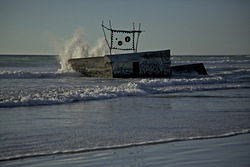 Bunker Splash, Tronoen photo