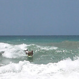 Bodyboarding Costa Sur, Embassy Beach