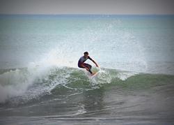 Another wave at Tsujido, Tsujido Beach photo