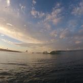 morning rise, Baja Malibu