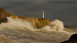 Porthcawl lighthouse, Porthcawl Point photo