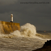Porthcawl lighthouse, Porthcawl Point