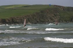 Bigbury Bay photo