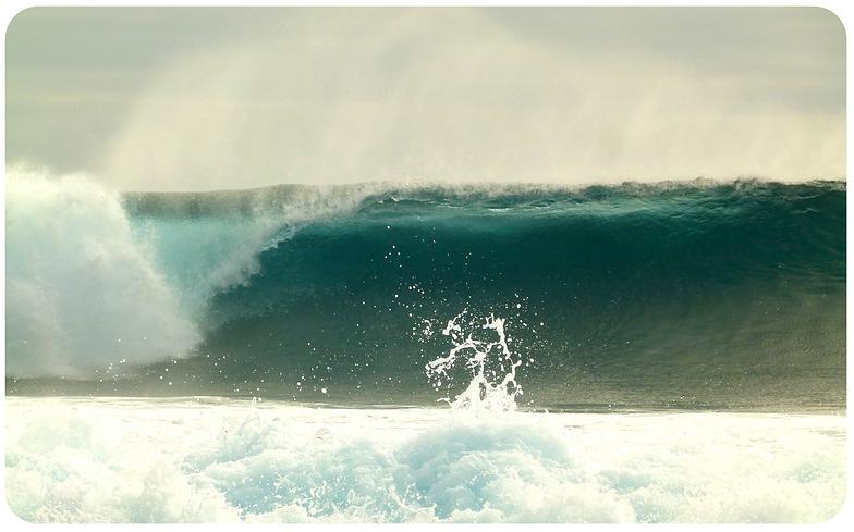 Incredible Wave, Tongo Reef
