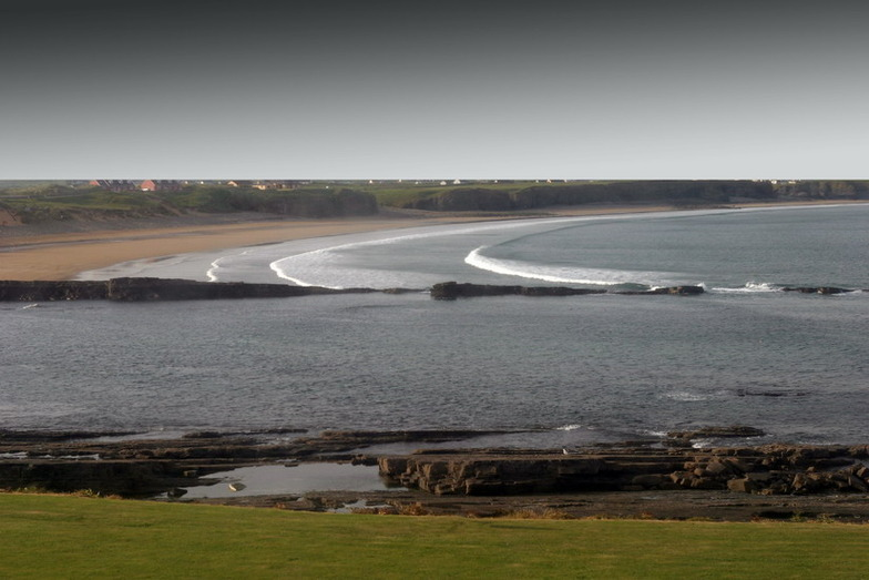 spanish point surf photo by nick russill