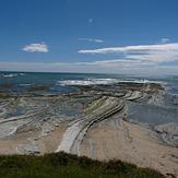 Mahia Rock formations, Table Cape Reefs