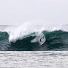Bombora Point, Surfer Zezito Barbosa, Manly