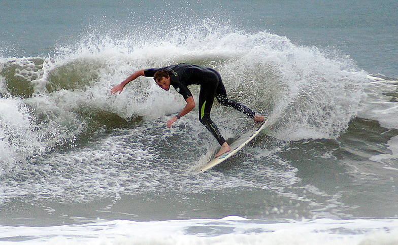 Zachary Valenti, Surf City Pier