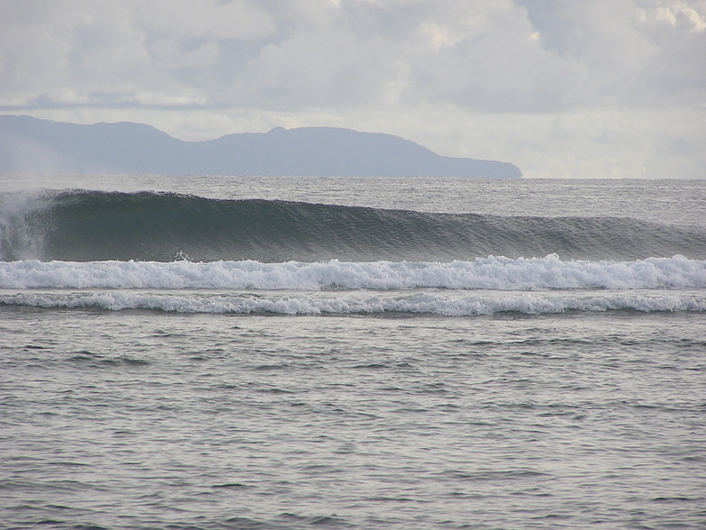 Cape Lefts, Cape Barabar