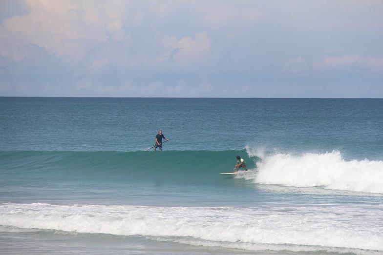 Nice clean lines, Kudat (Pantai Kosuhui)