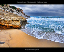 Mallorca - Cala Mesquida photo