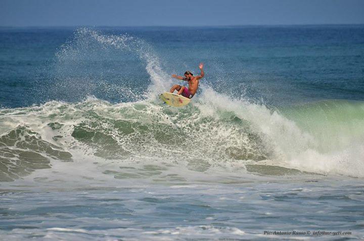 raka, Playa Santa Teresa